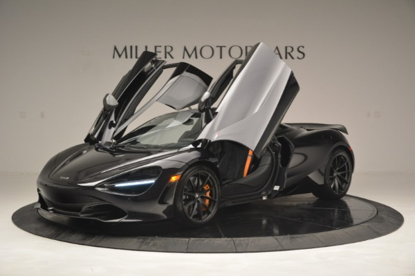 New 2019 McLaren 720S Coupe for sale $351,470 at Aston Martin of Greenwich in Greenwich CT 06830 14