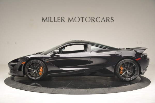 New 2019 McLaren 720S Coupe for sale $351,470 at Aston Martin of Greenwich in Greenwich CT 06830 3