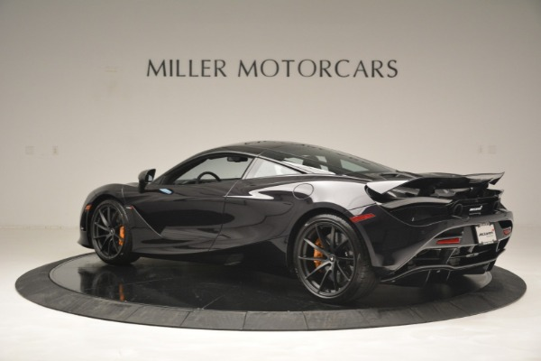New 2019 McLaren 720S Coupe for sale $351,470 at Aston Martin of Greenwich in Greenwich CT 06830 4