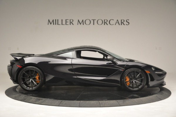 New 2019 McLaren 720S Coupe for sale $351,470 at Aston Martin of Greenwich in Greenwich CT 06830 9