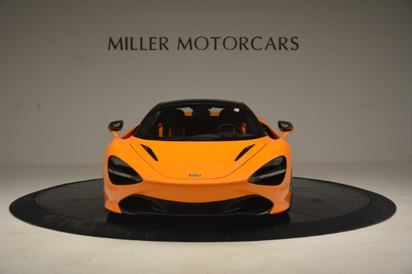 New 2020 McLaren 720S Spider for sale Sold at Aston Martin of Greenwich in Greenwich CT 06830 22