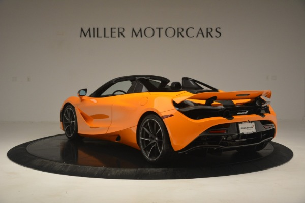 New 2020 McLaren 720S Spider for sale Sold at Aston Martin of Greenwich in Greenwich CT 06830 5