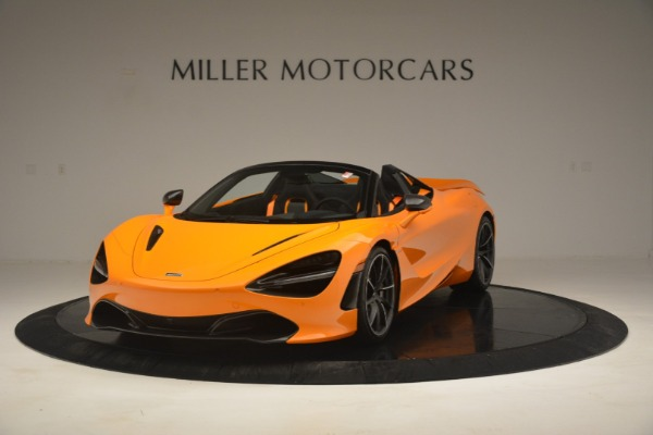New 2020 McLaren 720S Spider for sale Sold at Aston Martin of Greenwich in Greenwich CT 06830 1