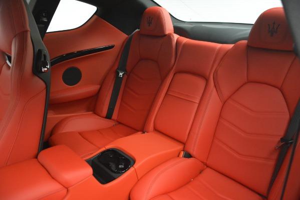 New 2018 Maserati GranTurismo Sport for sale Sold at Aston Martin of Greenwich in Greenwich CT 06830 19