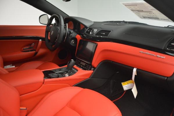 New 2018 Maserati GranTurismo Sport for sale Sold at Aston Martin of Greenwich in Greenwich CT 06830 20