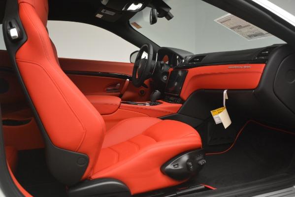 New 2018 Maserati GranTurismo Sport for sale Sold at Aston Martin of Greenwich in Greenwich CT 06830 21