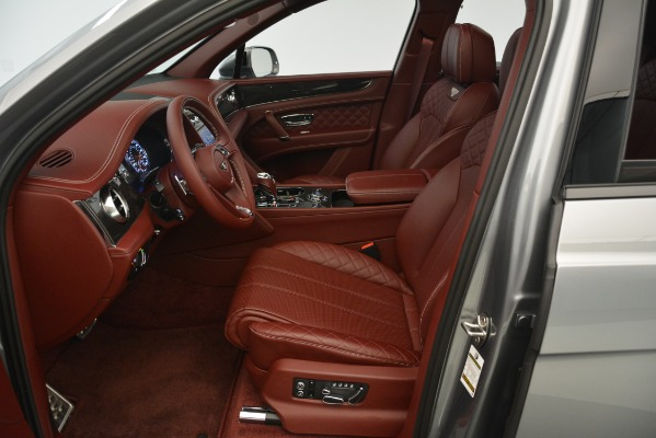 New 2019 Bentley Bentayga V8 for sale Sold at Aston Martin of Greenwich in Greenwich CT 06830 23