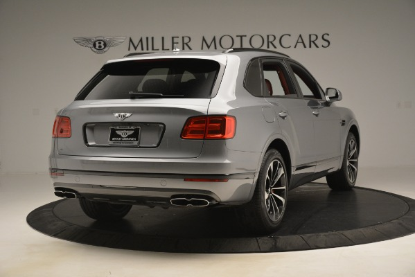 New 2019 Bentley Bentayga V8 for sale Sold at Aston Martin of Greenwich in Greenwich CT 06830 7