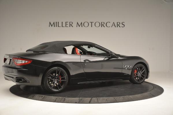 Used 2015 Maserati GranTurismo Sport for sale Sold at Aston Martin of Greenwich in Greenwich CT 06830 16
