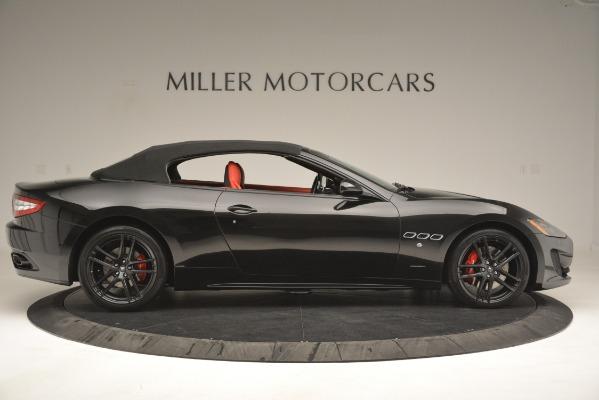 Used 2015 Maserati GranTurismo Sport for sale Sold at Aston Martin of Greenwich in Greenwich CT 06830 18