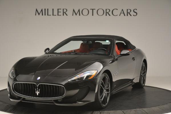 Used 2015 Maserati GranTurismo Sport for sale Sold at Aston Martin of Greenwich in Greenwich CT 06830 2