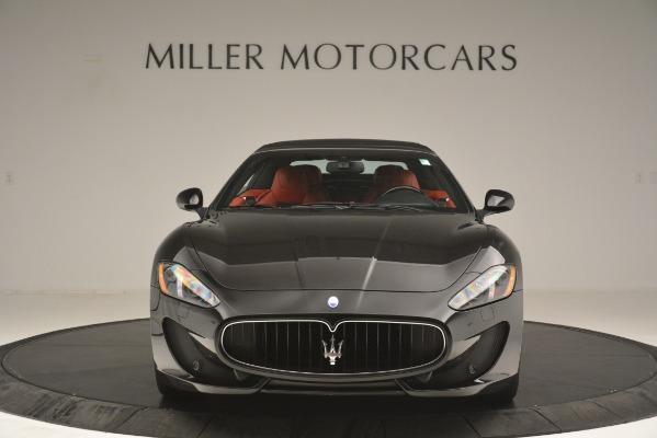 Used 2015 Maserati GranTurismo Sport for sale Sold at Aston Martin of Greenwich in Greenwich CT 06830 24
