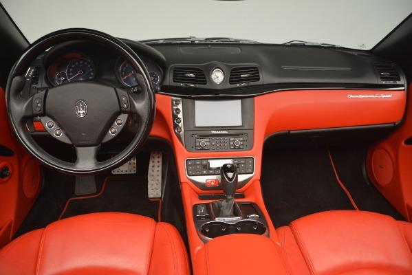 Used 2015 Maserati GranTurismo Sport for sale Sold at Aston Martin of Greenwich in Greenwich CT 06830 28