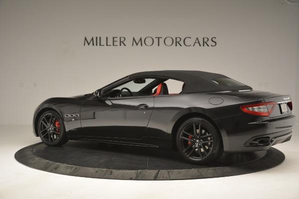 Used 2015 Maserati GranTurismo Sport for sale Sold at Aston Martin of Greenwich in Greenwich CT 06830 8