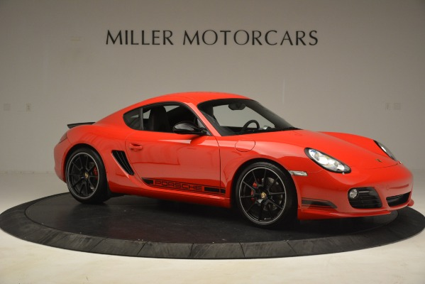 Used 2012 Porsche Cayman R for sale Sold at Aston Martin of Greenwich in Greenwich CT 06830 10