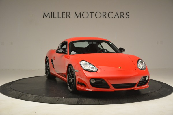 Used 2012 Porsche Cayman R for sale Sold at Aston Martin of Greenwich in Greenwich CT 06830 11