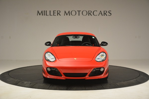 Used 2012 Porsche Cayman R for sale Sold at Aston Martin of Greenwich in Greenwich CT 06830 12