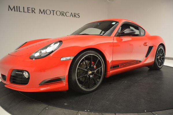 Used 2012 Porsche Cayman R for sale Sold at Aston Martin of Greenwich in Greenwich CT 06830 14