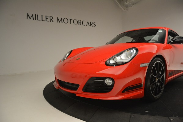 Used 2012 Porsche Cayman R for sale Sold at Aston Martin of Greenwich in Greenwich CT 06830 15