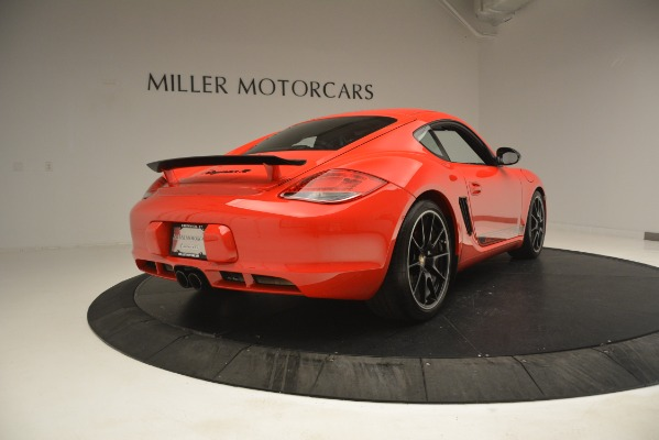 Used 2012 Porsche Cayman R for sale Sold at Aston Martin of Greenwich in Greenwich CT 06830 16