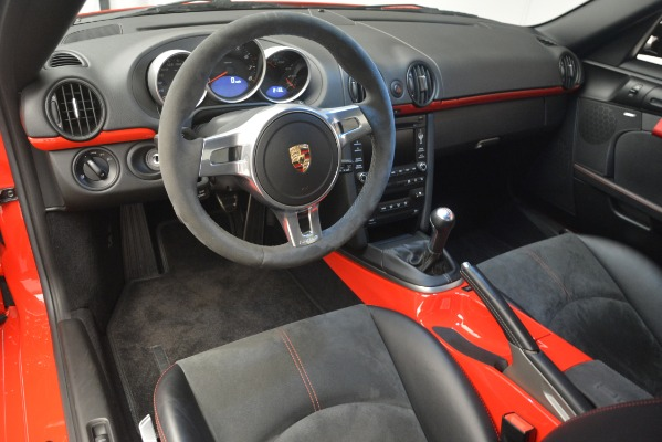 Used 2012 Porsche Cayman R for sale Sold at Aston Martin of Greenwich in Greenwich CT 06830 17