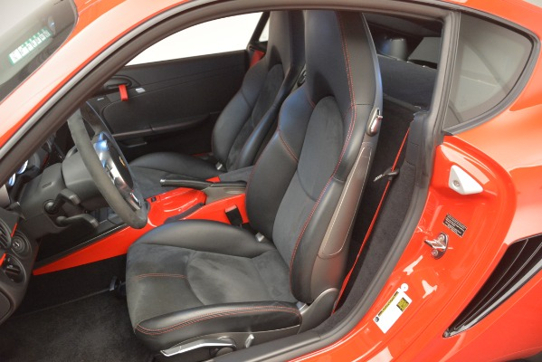 Used 2012 Porsche Cayman R for sale Sold at Aston Martin of Greenwich in Greenwich CT 06830 19