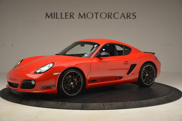 Used 2012 Porsche Cayman R for sale Sold at Aston Martin of Greenwich in Greenwich CT 06830 2