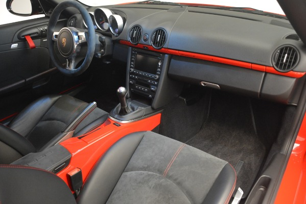 Used 2012 Porsche Cayman R for sale Sold at Aston Martin of Greenwich in Greenwich CT 06830 21