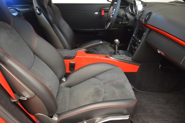Used 2012 Porsche Cayman R for sale Sold at Aston Martin of Greenwich in Greenwich CT 06830 22