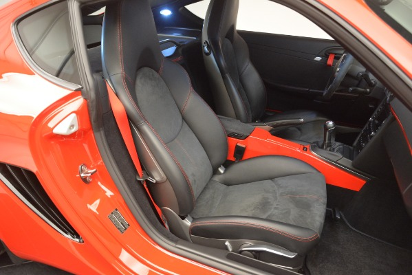 Used 2012 Porsche Cayman R for sale Sold at Aston Martin of Greenwich in Greenwich CT 06830 23