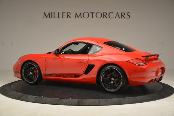 Used 2012 Porsche Cayman R for sale Sold at Aston Martin of Greenwich in Greenwich CT 06830 4