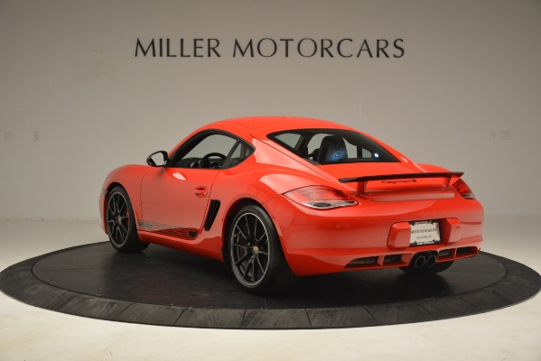 Used 2012 Porsche Cayman R for sale Sold at Aston Martin of Greenwich in Greenwich CT 06830 5