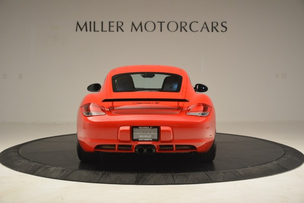 Used 2012 Porsche Cayman R for sale Sold at Aston Martin of Greenwich in Greenwich CT 06830 6