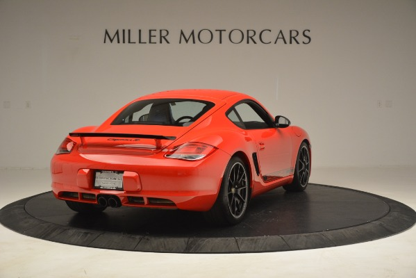 Used 2012 Porsche Cayman R for sale Sold at Aston Martin of Greenwich in Greenwich CT 06830 7