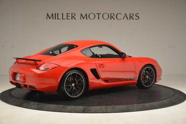 Used 2012 Porsche Cayman R for sale Sold at Aston Martin of Greenwich in Greenwich CT 06830 8