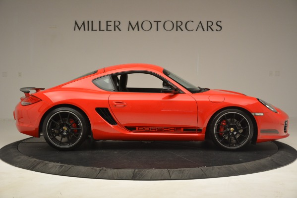 Used 2012 Porsche Cayman R for sale Sold at Aston Martin of Greenwich in Greenwich CT 06830 9