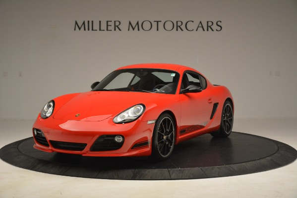 Used 2012 Porsche Cayman R for sale Sold at Aston Martin of Greenwich in Greenwich CT 06830 1