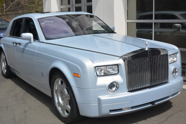 Used 2007 Rolls-Royce Phantom for sale Sold at Aston Martin of Greenwich in Greenwich CT 06830 11