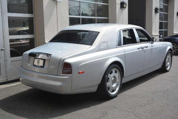 Used 2007 Rolls-Royce Phantom for sale Sold at Aston Martin of Greenwich in Greenwich CT 06830 12