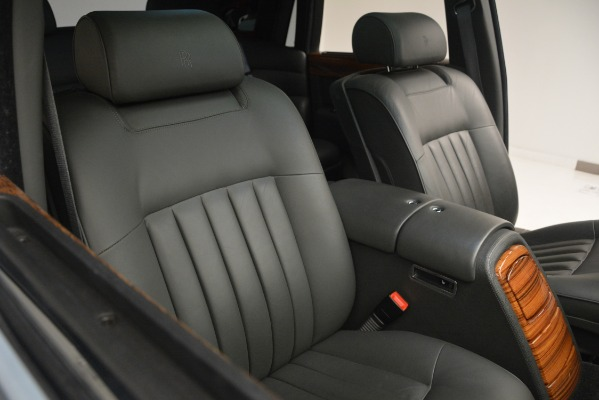 Used 2007 Rolls-Royce Phantom for sale Sold at Aston Martin of Greenwich in Greenwich CT 06830 18