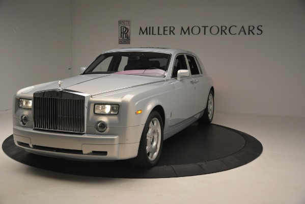 Used 2007 Rolls-Royce Phantom for sale Sold at Aston Martin of Greenwich in Greenwich CT 06830 3