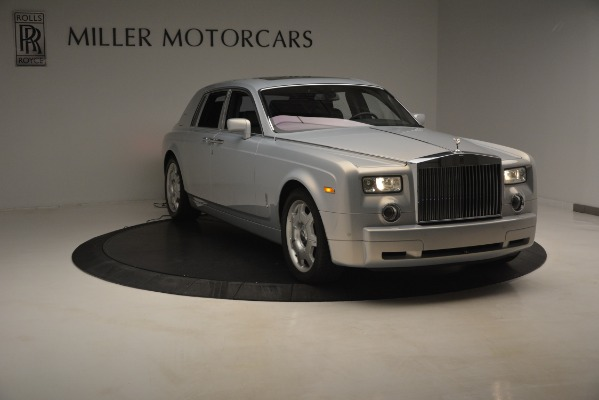 Used 2007 Rolls-Royce Phantom for sale Sold at Aston Martin of Greenwich in Greenwich CT 06830 4