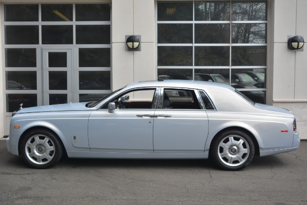 Used 2007 Rolls-Royce Phantom for sale Sold at Aston Martin of Greenwich in Greenwich CT 06830 7