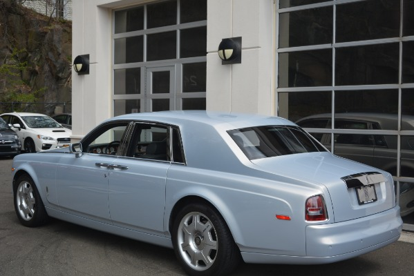 Used 2007 Rolls-Royce Phantom for sale Sold at Aston Martin of Greenwich in Greenwich CT 06830 8