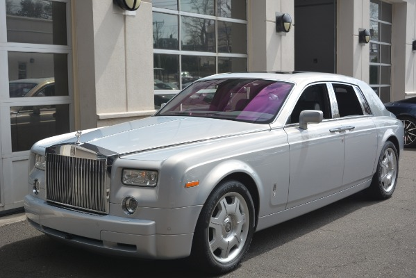Used 2007 Rolls-Royce Phantom for sale Sold at Aston Martin of Greenwich in Greenwich CT 06830 9