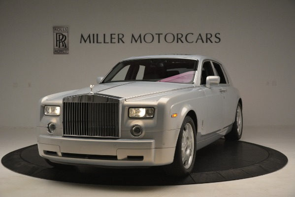 Used 2007 Rolls-Royce Phantom for sale Sold at Aston Martin of Greenwich in Greenwich CT 06830 1