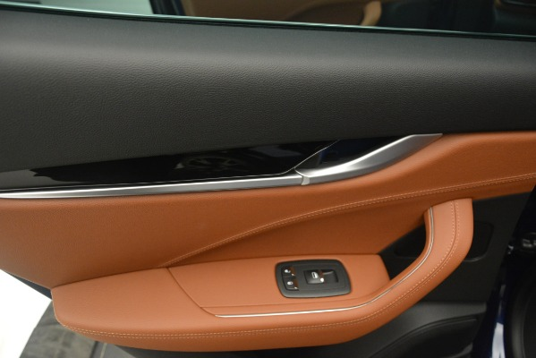 New 2019 Maserati Levante Q4 for sale Sold at Aston Martin of Greenwich in Greenwich CT 06830 20