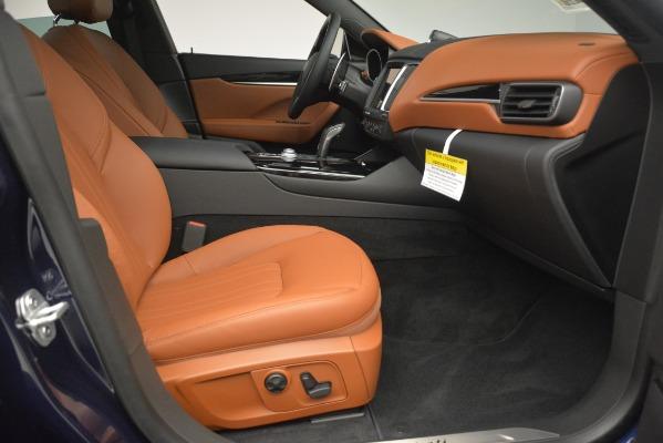 New 2019 Maserati Levante Q4 for sale Sold at Aston Martin of Greenwich in Greenwich CT 06830 23