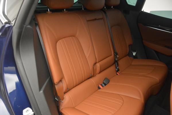 New 2019 Maserati Levante Q4 for sale Sold at Aston Martin of Greenwich in Greenwich CT 06830 28