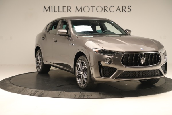 New 2019 Maserati Levante GTS for sale Sold at Aston Martin of Greenwich in Greenwich CT 06830 11